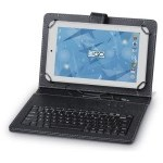 "FUNDA TABLET 3GO 10.1"" NEGRO TECLADO USB"