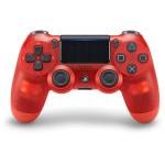 GAMEPAD ORIGINAL SONY PS4 DUALSHOCK ROJO CRYSTAL