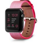 Unotec Correa Nylon para Apple Watch 42mm Rosa