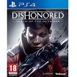 Dishonored La Muerte del Forastero PS4