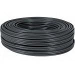 Bobina Cable UTP Cat6 100 Mts Negro