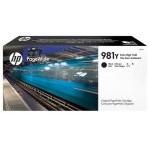 HP 981Y PageWide Cartucho Alto Rendimiento Original Negro
