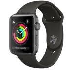 Apple Watch Series 3 38mm Smartwatch Gris Espacial