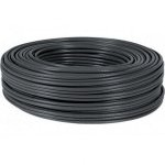 Bobina Cable UTP Cat 5e 100 Mts Negro