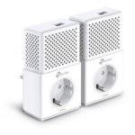 TP-Link TL-PA7010P Kit de Inicio Powerline AV 1000 Gigabit