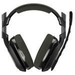 ASTRO Gaming A40 Auriculares Inalámbricos para PC/Xbox One Negro