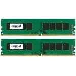 MODULO DDR4 16GB (2X8GB) PC2400 CRUCIAL RETAIL