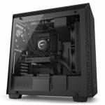 NZXT Caja SemiTorre H700 Smart ATX Matte Black