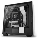 NZXT Caja SemiTorre H700 Smart ATX Matte White