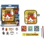 Indeca Kit 8 componentes Yo-Kai Watch Nintendo 2DS