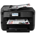 Epson MultifunciónWorkForce WF-7720DTWF Negra