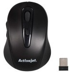 RATON OPTICO ACTIVEJET WIRELESS AMY-213 NEGRO