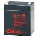 BATERIA CSB 4.5Ah/12V PARA SAI. MODELO GP1245