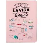 "MR Wonderful Funda Tablet 10.1"" Momentos Rosa"