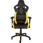 Corsair T1 Race Silla Gaming Negra/Amarilla