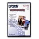 PAPEL EPSON FOTOGRAFICO A3 (20H) SATINADO