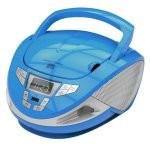 Brimgton W-440 Radio CD/MP3 Azul