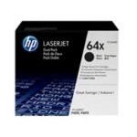 HP 64X Pack Ahorro Tóner Original Laserjet Negro