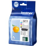 CARTUCHO BROTHER LC3211 200PG PACK 4 COLORES