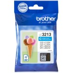 CARTUCHO BROTHER LC3213C 400PG CIAN
