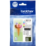 CARTUCHO BROTHER LC3211BK 400PG PACK 4 COLORES