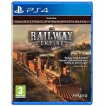 Rail Empire Limited Edition Day One PS4