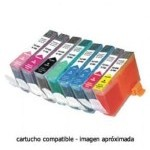 CARTUCHO COMP. HP 62XL TRICOLOR C2P07A