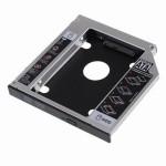 EWENT ADAP.HDD/SSD SATA PARA UNIDAD ÓPTICA 12.7mm