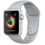 Apple Watch Series 3 38mm Smartwatch Gris Luminoso