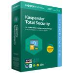 Kaspersky Lab Total Security 2018 5usuario(s) 1año(s) Full license Español