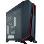 Corsair Carbide Series Spec-Omega Cristal Templado Negra