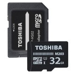 Toshiba THN-M203K0320EA Micro SD clase 10 32GB c/a