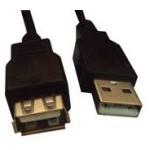 Cable USB 2.0 AM/AH Alargador Macho/Hembra 5m