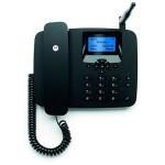 TELF. CON CABLE DECT DIGITAL MOTOROLA FW200L NEGRO