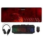 Tacens Mars Gaming Teclado+Ratón 4 en 1 RGB