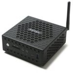 Mini PC Zotac ZBOX CI327 Nano Intel Celeron N3450/4GB/32GB