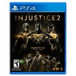JUEGO SONY PS4 INJUSTICE 2 LEGENDARY EDITION