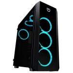 Hiditec Caja ATX NG-RX RGB Cristal Templado 3.0