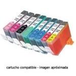 INKOEM Cartucho Reciclado Canon PG512 Negro