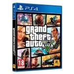 JUEGO SONY PS4 GTA V