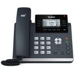 TELEFONO YEALINK IP POE T41S CERT. O365 SKYPE