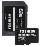 MEM MICRO SDXC UHS 64GB TOSHIBA CL10