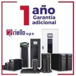 EXTENSION GARANTIA RIELLO A 3 AÑOS