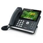 TELEFONO YEALINK IP POE T48S CERT. O365 SKYPE