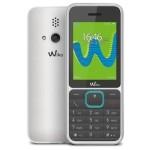 """Wiko Riff3 Telefono Movil 2.4"""" QVGA BT Blanco"""