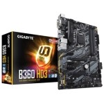 Gigabyte Placa Base B360 HD3 ATX 1151