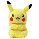 Hori Bandolera de Felpa Pikachu para Nintendo 3DS XL