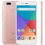 """TELEFONO MOVIL XIAOMI MI A1 ORO ROSA 4G 5.5""""-OC2.0-4GB-32GB"""