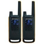 Motorola TLKR T82 Pack 2 Walkie Talkie