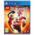 Lego Los Increibles PS4